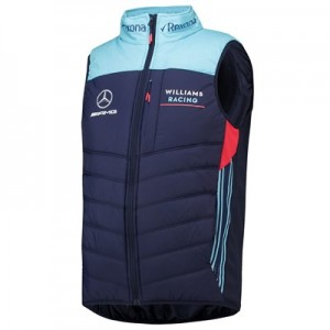 Williams Racing 2018 Alternate Team Gilet