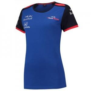 Scuderia Toro Rosso F1 2018 Team T-Shirt - Womens