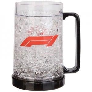 Formula 1 Freezer Mug