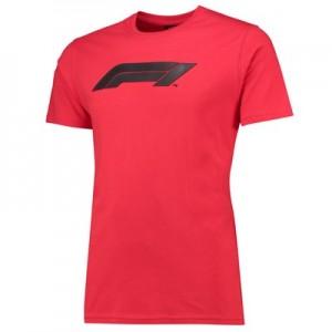 Formula 1 Essentials Logo T-Shirt - Red