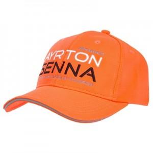Ayrton Senna McLaren Three Times World Champion Cap - Kids