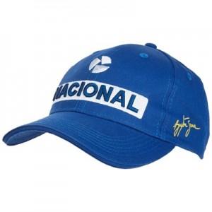 Ayrton Senna Cap Nacional Kids
