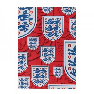 England Wrapping Paper - 3 Pack