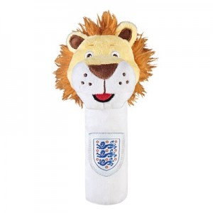 England Mascot Sqeek Toy