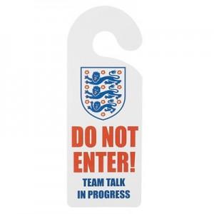 England Door Hanger