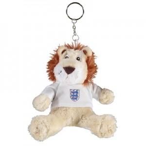 England Mini Mascot Keyring