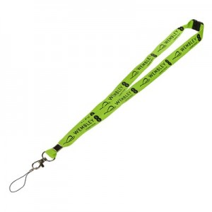 Wembley Jive Lanyard - Apple