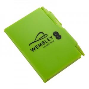 Wembley Jive Notepad - Apple