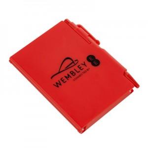 Wembley Jive Notepad - Sunset