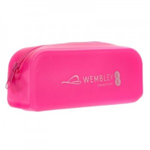Wembley Jive Pencil Case - Coral