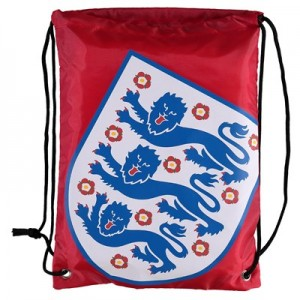 England Crest Gym Bag