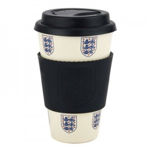 England Eco Coffee Cup