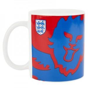 England Slogan Crest 11oz Mug