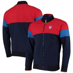 England Track Jacket - Navy - Mens