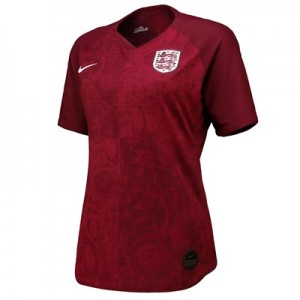 England Away Vapor Match Shirt 2019-20 - Women's
