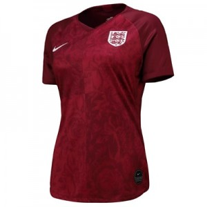 England Away Stadium Shirt 2019-20 - Women's