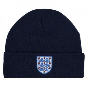 England Cuff Knit - Navy - Adult