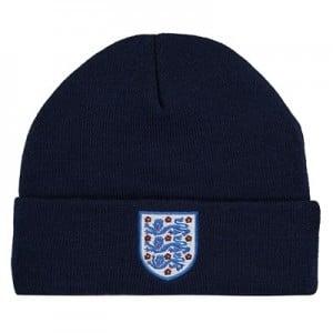 England Cuff Knit - Navy - Adult