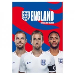 England The FA Official 2020 Calendar
