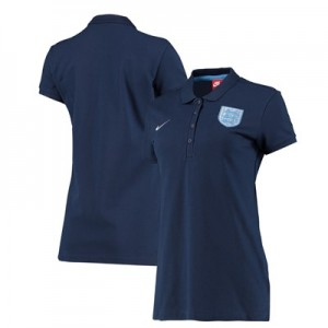 England Polo - Navy - Womens