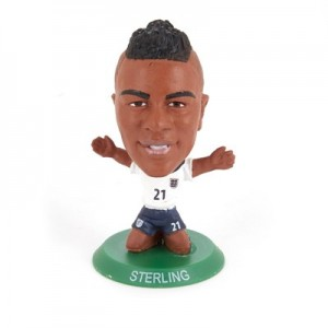 England Sterling SoccerStarz