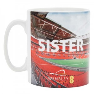 England Wembley Sister Mug