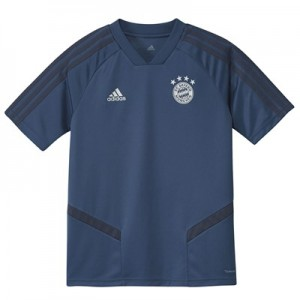 FC Bayern Training Jersey - Navy - Kids