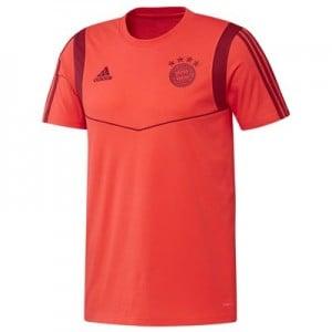 FC Bayern Training Tee - Red