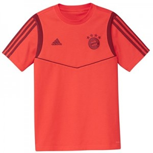 FC Bayern Training Tee - Red - Kids