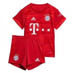 FC Bayern Home Baby Kit 2019-20