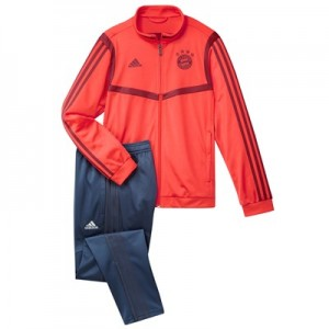 FC Bayern Presentation Suit - Kids
