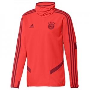 FC Bayern Training Warm Top - Red