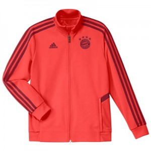 FC Bayern Training Jacket - Red - Kids