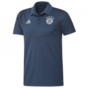 FC Bayern Training Polo - Navy
