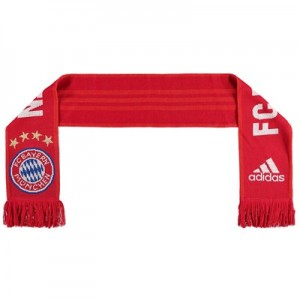 FC Bayern Fans Home Scarf - Red