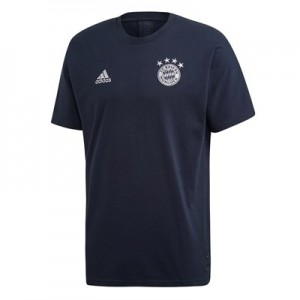FC Bayern Seasonal Tee - Navy