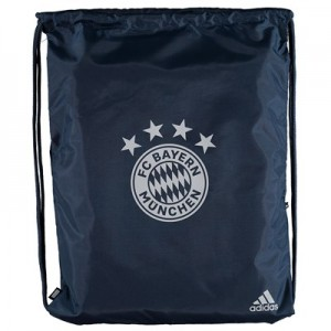 FC Bayern Gym Bag - Navy