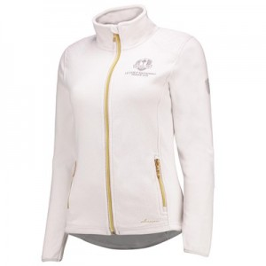 The 2018 Ryder Cup abacus Kendall Fleece Jacket - Womens - Fog Melange