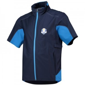 The 2018 Ryder Cup European Team Galvin Green Gore-Tex Short Sleeve Jacket with C-KNIT