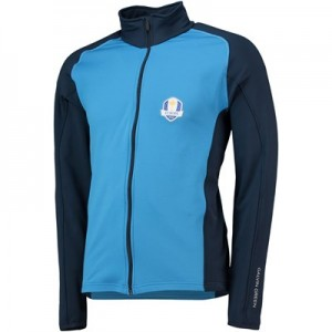 The 2018 Ryder Cup European Team Galvin Green Full-Zip Insula