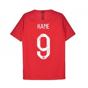 England Away Vapor Match Shirt 2018 - Kids with Kane 9 printing