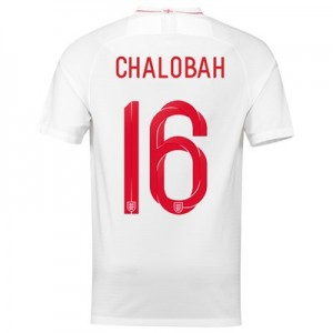 England Home Stadium Shirt 2018 with Chalobah 16 printing