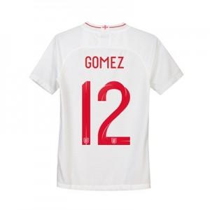 England Home Stadium Shirt 2018 - Kids with Gomez 12 printing