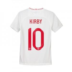 England Home Stadium Shirt 2018 - Kids with Kirby 10 printing