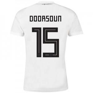 Germany Home Shirt 2018 with Doorsoun 15 printing