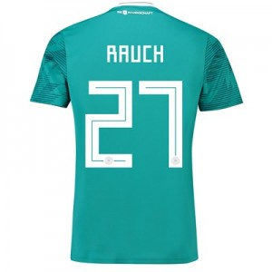 Germany Away Shirt 2018 with Rauch 27 printing