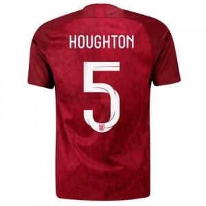 England Away Stadium Shirt 2019-20 - Men's with Houghton 5 printing