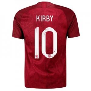 England Away Stadium Shirt 2019-20 - Men's with Kirby 10 printing