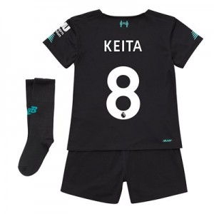 Liverpool Third Infant Kit 2019-20 with Keita  8 printing