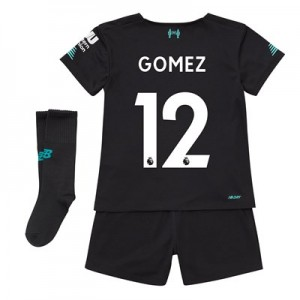 Liverpool Third Infant Kit 2019-20 with Gomez 12 printing
